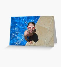 Summer Memories Greeting Card