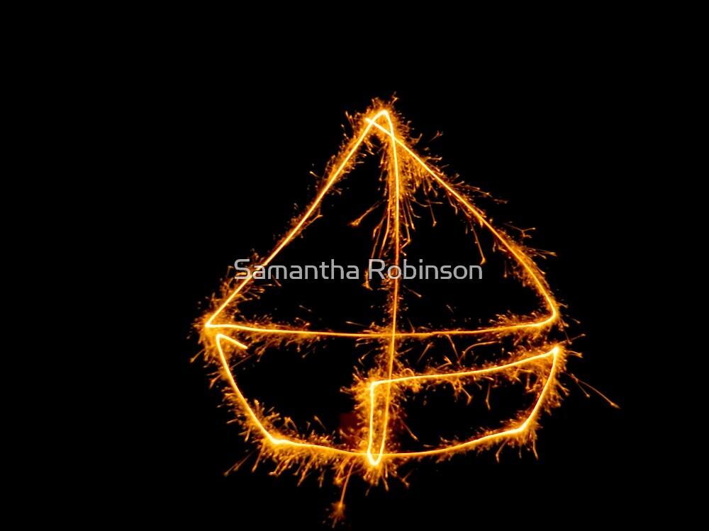 Sailing by Samantha Robinson