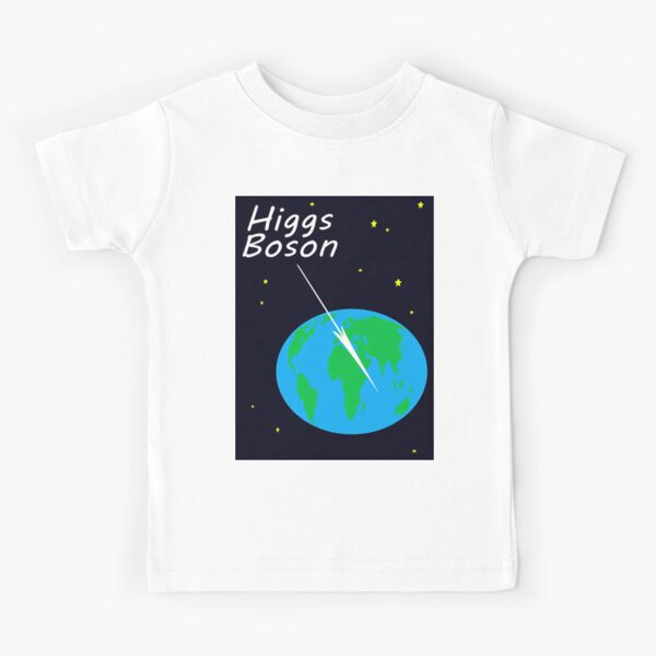Higgs Boson Kids T-Shirt