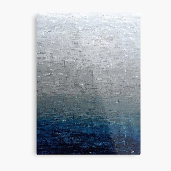 Ocean Skies Metal Print