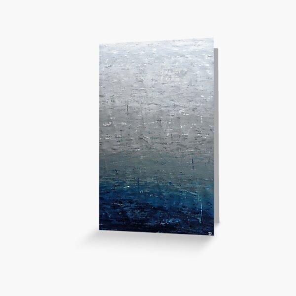 Ocean Skies Greeting Card