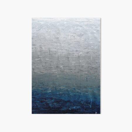 Ocean Skies Art Board Print