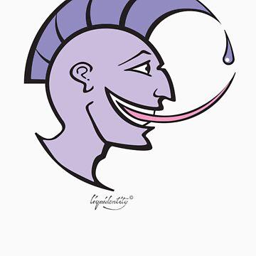 Purple Punk by liquidentity
