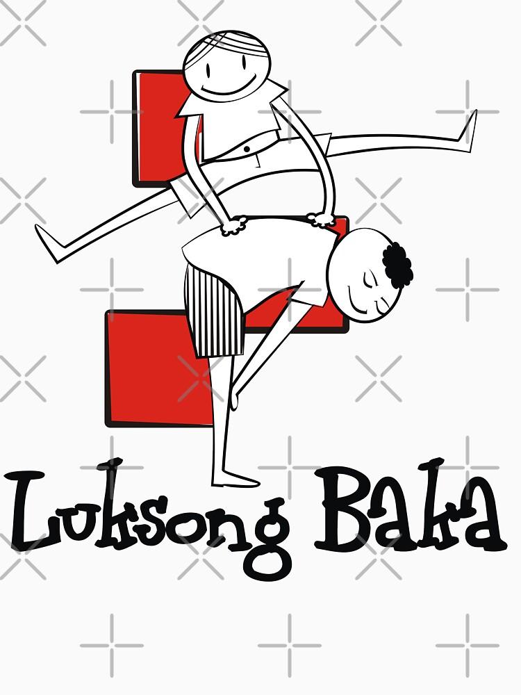 Laro ng Lahi: Luksong Baka Prints by busyokoy