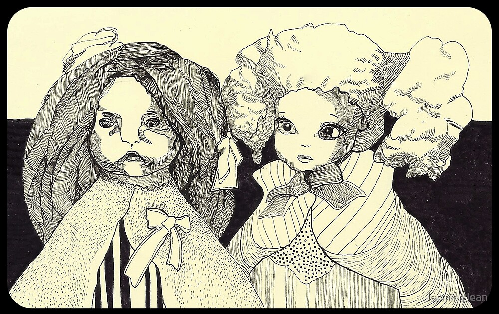 Dolls by JasmineJean