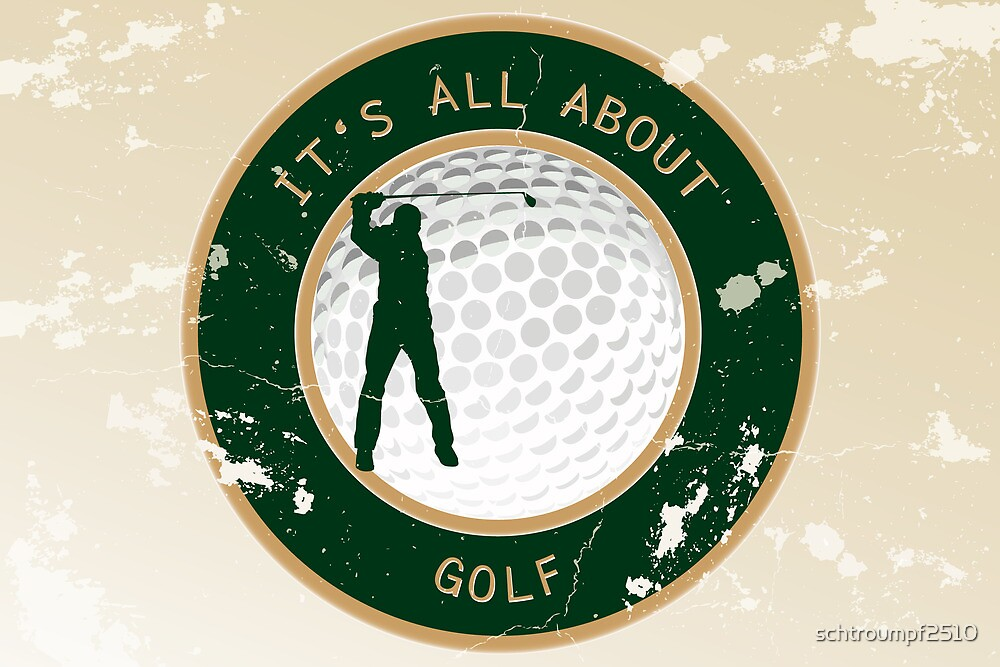 It's all about golf by schtroumpf2510