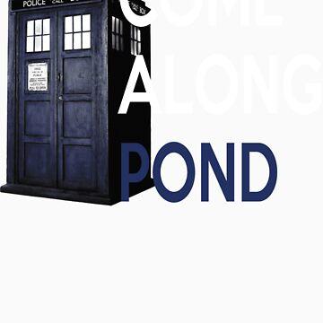 Come Along, Pond by GatewayLesbian