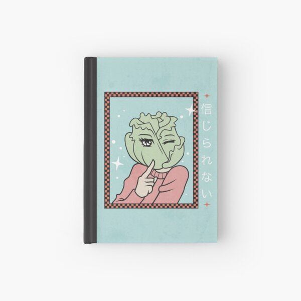 Incredible Cabbage Hardcover Journal