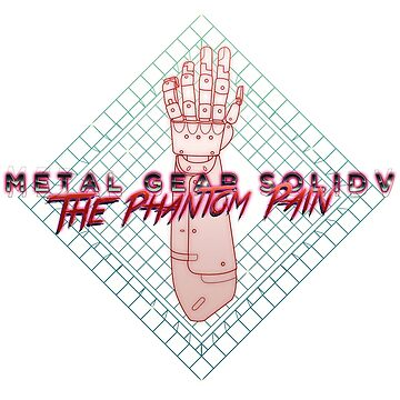 MGSV El Phantom Pain Retro de LaCron