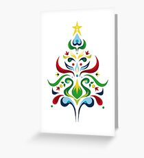 Kurbitsmas Greeting Card