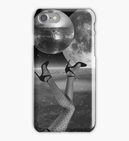 Black and White Collection -- Hangin' Over iPhone Case/Skin