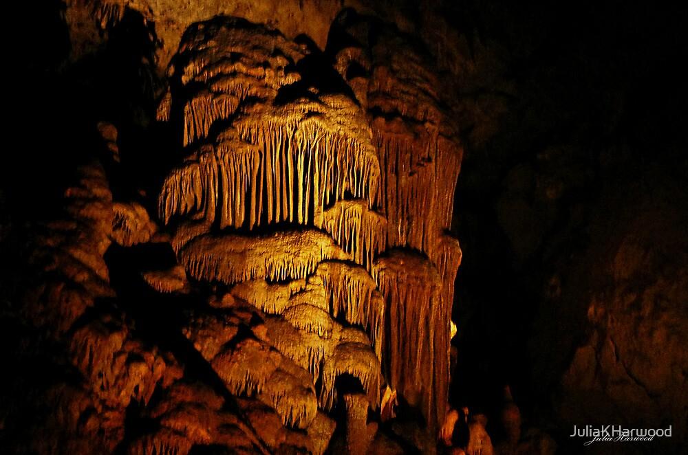 Jewel Cave, Augusta, Western Australia by JuliaKHarwood
