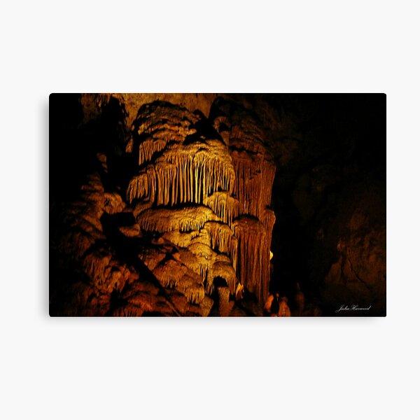 Jewel Cave, Augusta, Western Australia Canvas Print