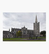 St. Patrick's Cathedral Photographic Print