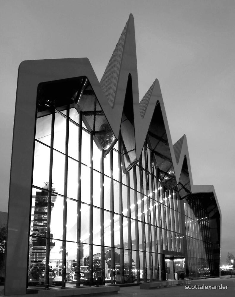 Riverside Museum - Glasgow by scottalexander