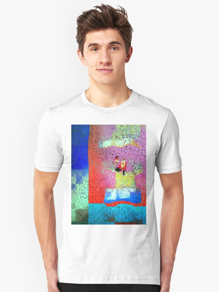 The Intermingling of Aromas Unisex T-Shirt Front