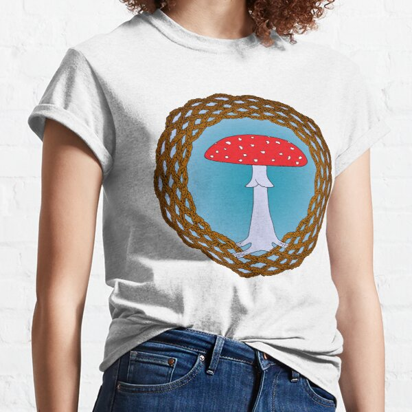 Celtic Fly Agaric Classic T-Shirt