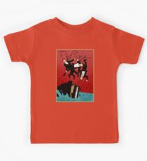 Red Song - Poster Art Kids Clothes