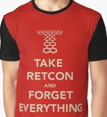 Take Retcon Graphic T-Shirt