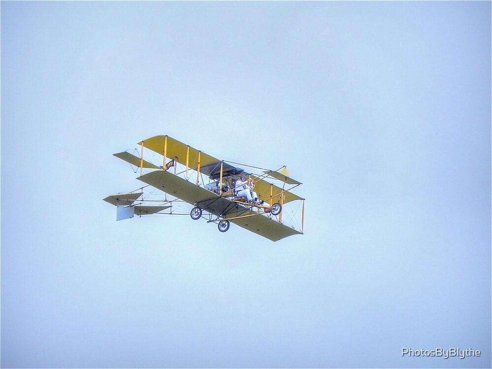 1911 Curtiss Pusher by PhotosByBlythe