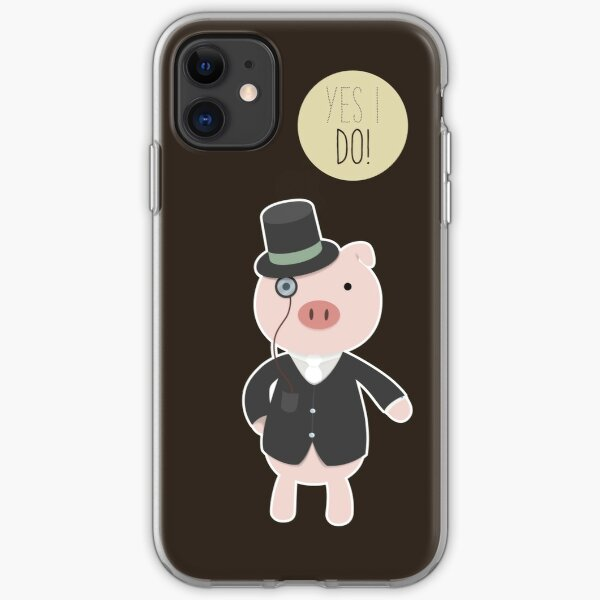 Yes I Do! - Groom iPhone Soft Case
