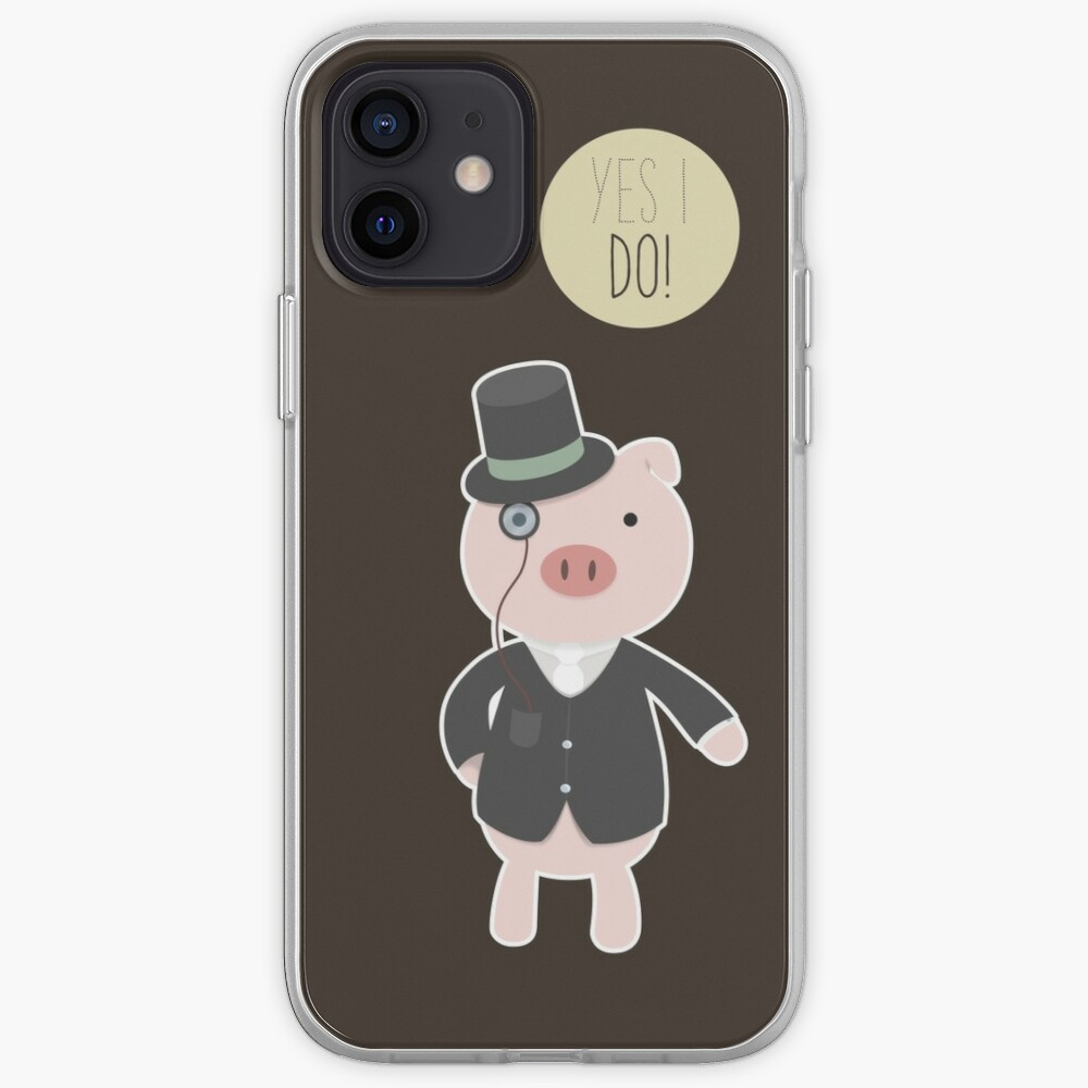 Yes I Do! - Groom iPhone Case