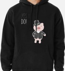 Yes I Do! - Groom Pullover Hoodie