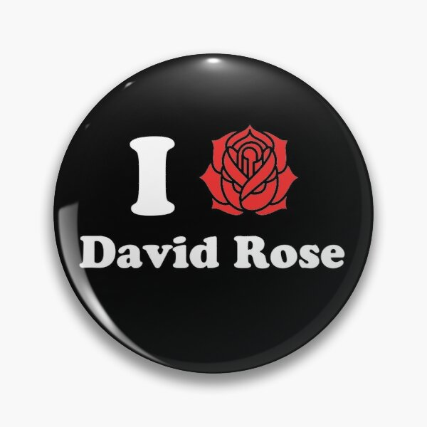 Amo el arroyo de David Rose Schitt Chapa
