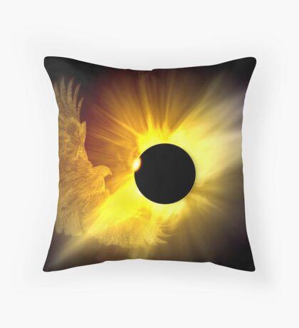 spiritflight Throw Pillow