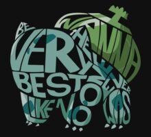 I wanna be...