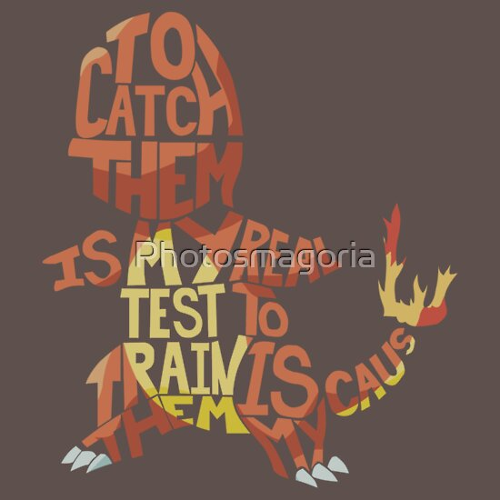 TShirtGifter presents: To catch them...