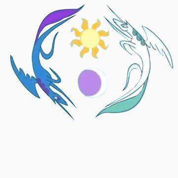 Equestria Flag - Friendship is Magic by Shadowbolt