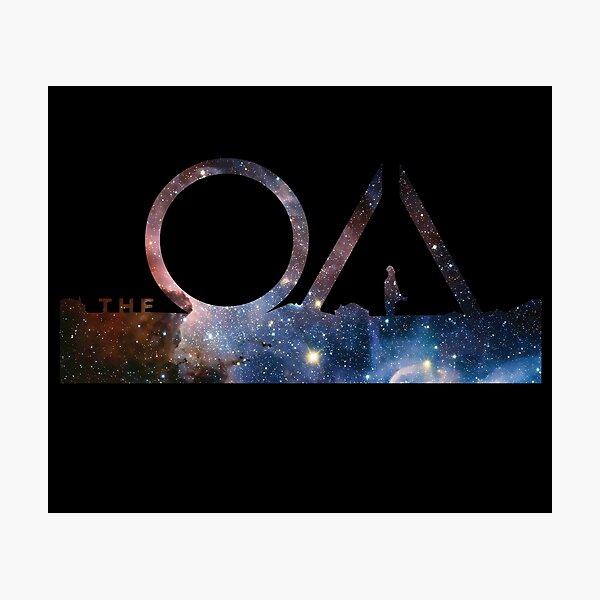 The OA - Galaxy Photographic Print