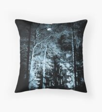 The Weeping Tree Throw Pillow