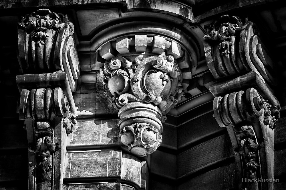 Ansonia Building Detail 5 by BlackRussian