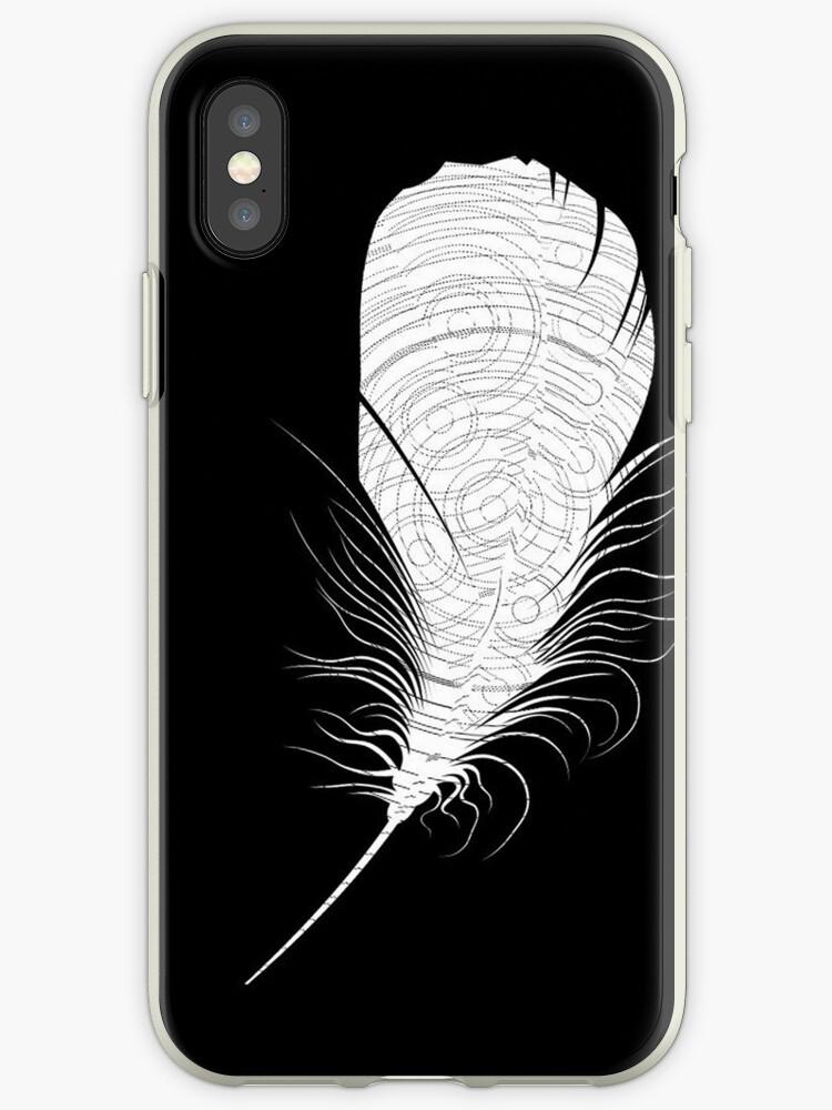 Pattern feather  - case by Van Nhan Ngo
