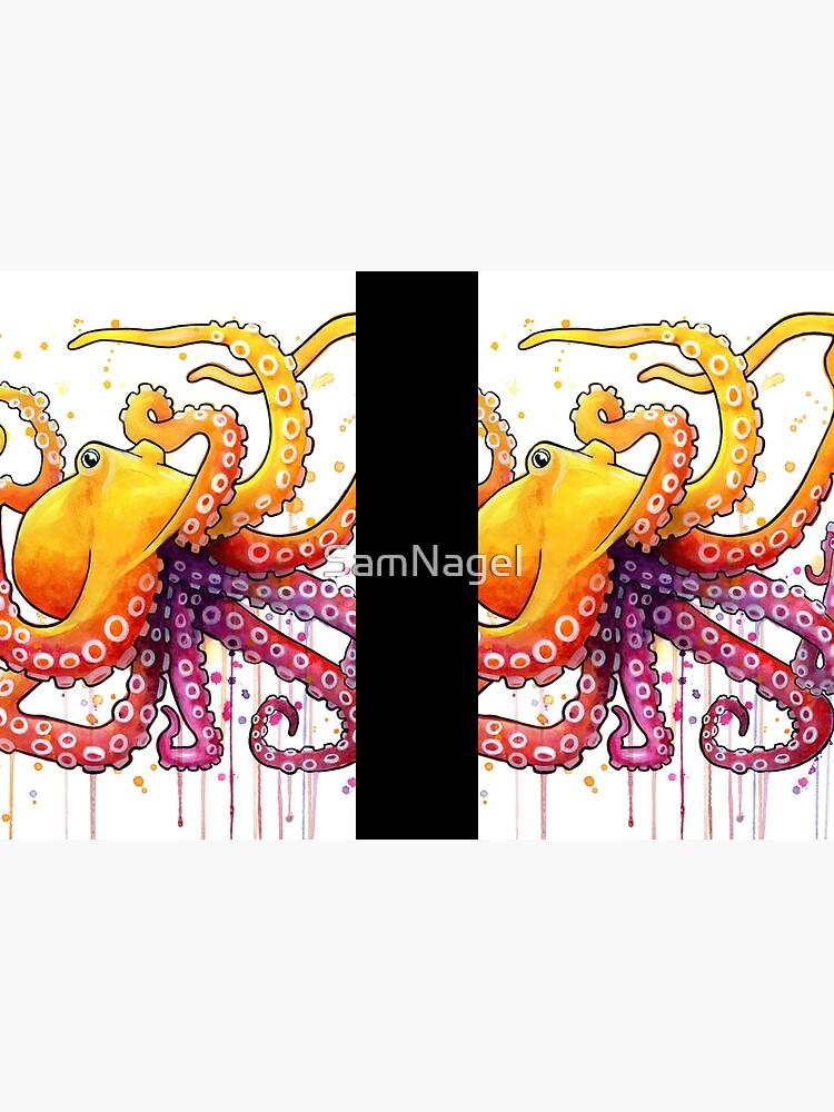 Octopus Sunrise by SamNagel