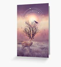 In the Stillness Greeting Card