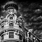 Top of the Ansonia Building 1 by BlackRussian