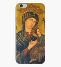 Vinilo o funda para iPhone OUR MOTHER OF PERPETUAL HELP