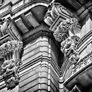 Ansonia Building Detail 11 by BlackRussian