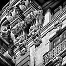 Ansonia Building Detail 12 by BlackRussian