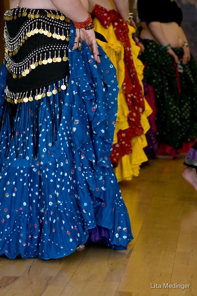 Belly Dance Skirts by Lita Medinger