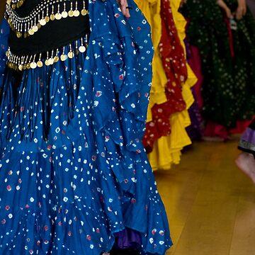 Belly Dance Skirts by SeekingDivinity