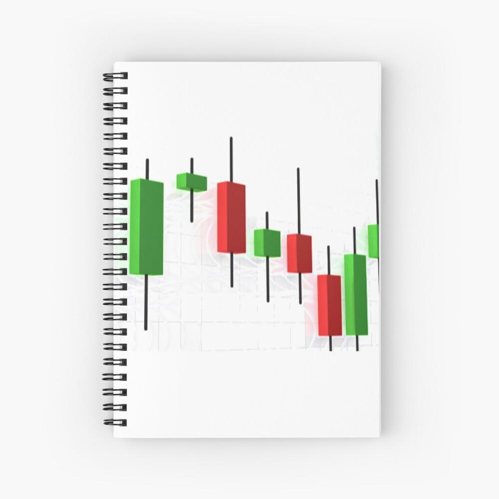 Latidos do mercado Cuaderno de espiral