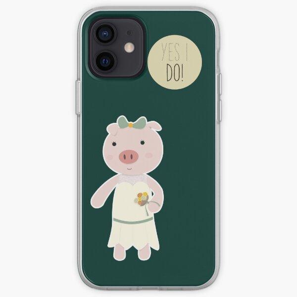 Yes I Do! - Bride iPhone Soft Case