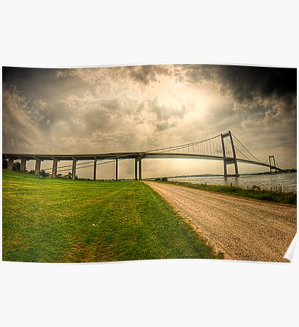 Little Belt Bridge Poster