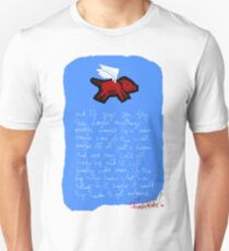 the flying pig Unisex T-Shirt