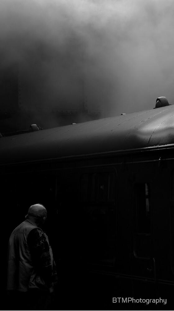 Mist on the Platform by BTMPhotography