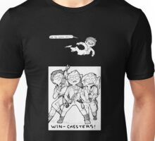 Who You Gonna Call!? Unisex T-Shirt